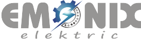EMONIX Elektric s.r.o. Logo